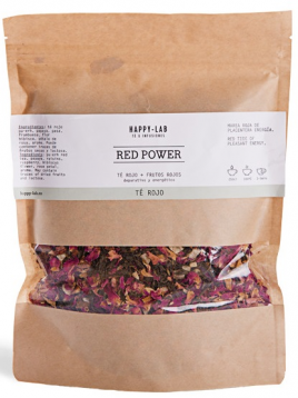 TÉ ROJO RED POWER
