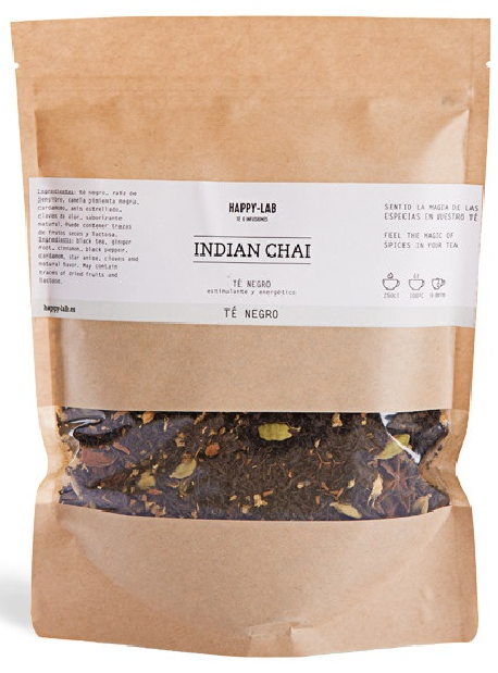 Happy-Lab Indian Chai granel