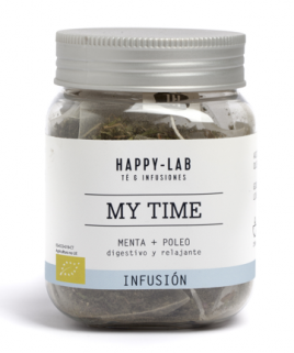 INFUSION MY TIME ORGANIC