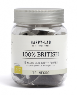 BLACK TEA 100 % BRITISH ORGANIC