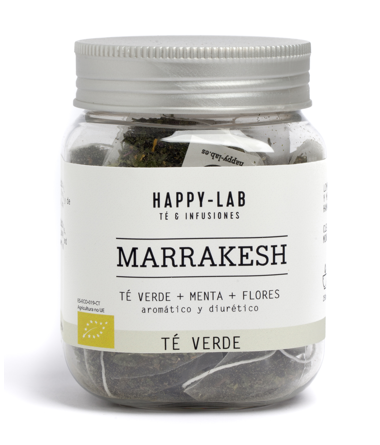 GREEN TEA MARRAKESH ORGANIC