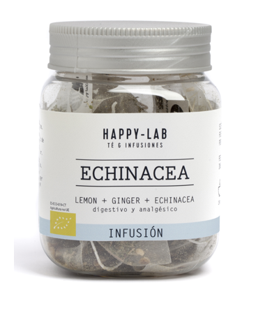 ECHINACEA, LEMON AND GINGER